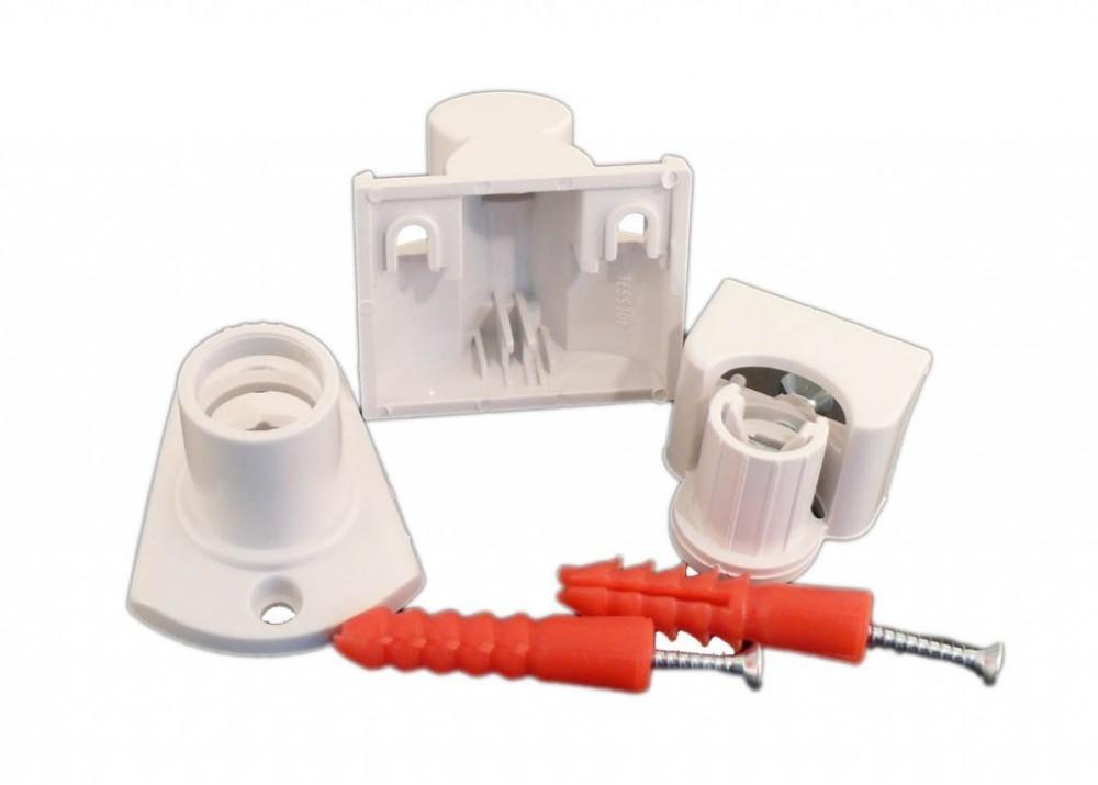 DSC LCMBS műanyag tartó LC érzékelőkhöz