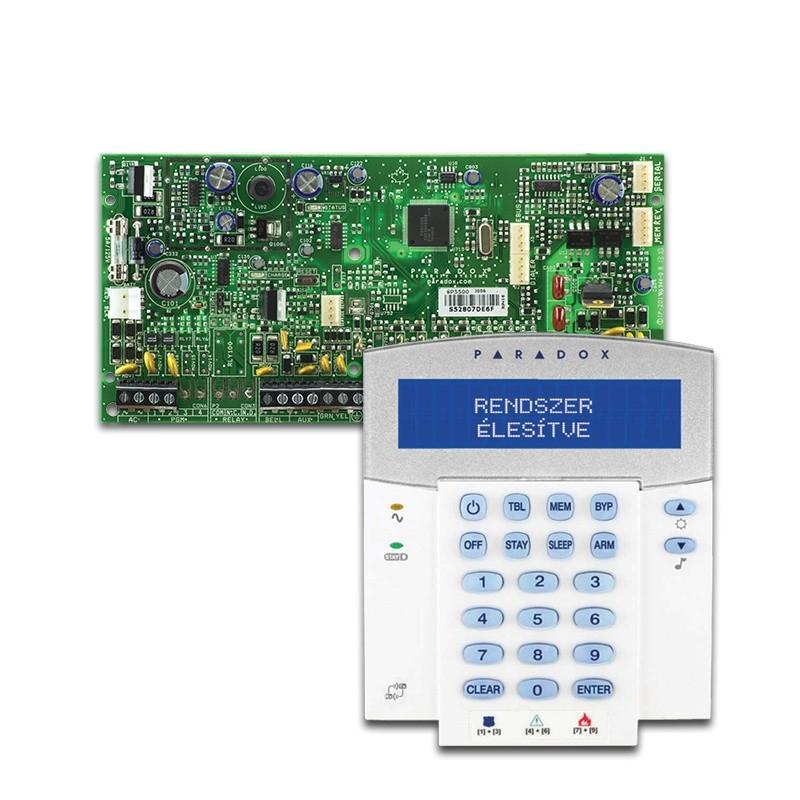 Paradox SP5500+K32 LX