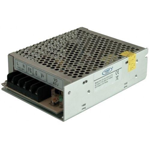 SPS-CCTV-5A 230 V / 12 V-os tápegység videotechnikai rendszerekhez