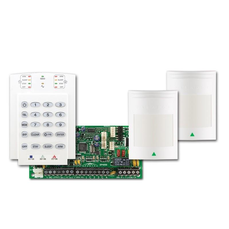 Paradox SP4000+K10V+2db (476+) akciós szett