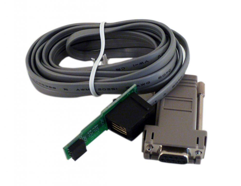 DSC PC-Link programozó kábel