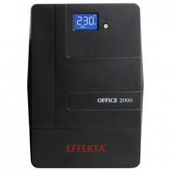 Effekta Office 2000 UPS, 2000VA/1200W