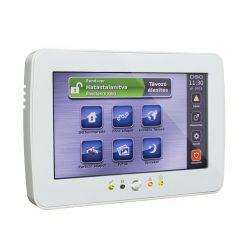 """DSC PTK5507WEE1 érintőképernyős kezelő, 7"""" kijelző"""