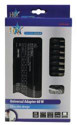 Univerzális adapter 5-12V 60 W