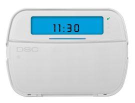 DSC HS2ICNRFP8E1  Ikonos kezelő beépített vezeték nélküli adó-vevővel, 868MHz, proxy olvasó, NEO sorozat