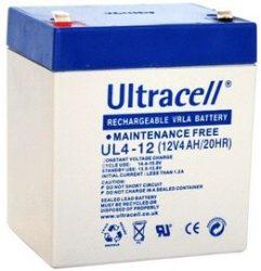 Ultracell akkumulátor 12V 4Ah