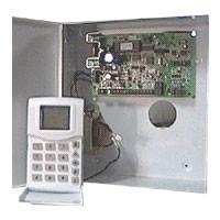 Pyronix Matrix 6 ICON-LCD kezelővel