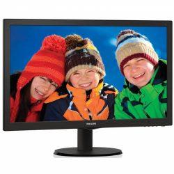 "Philips 223V5LHSB2/00 monitor 21,5"" 1920x1080 pixel"