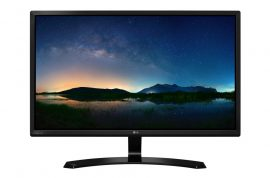 "LG Monitor 27"" - 27MP58VQ-P (AH-IPS; 16:9; 1920x1080; 5ms; 5M:1; 250cd; HDMI; DVI; Dsub)"