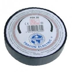 Tracon Electric FEK20 szigetelőszalag fekete