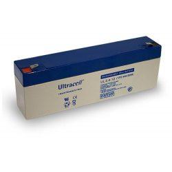 Ultracell akkumulátor 12V 2,4Ah