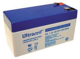 Ultracell akkumulátor 12V 1,3Ah
