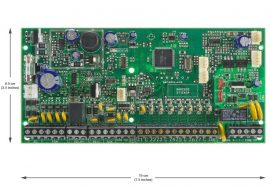 Paradox SP6000 központ panel