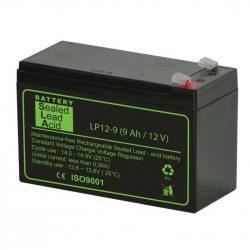 S.L.A.  akkumulátor 12V 9Ah