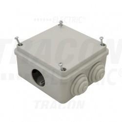 Tracon Electric TQBY10105 kötődoboz 100x100x50, IP54