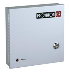Provision PR-5A8CH 8 csatornás CCTV tápegység, 12-14 Vdc (szabályozható) max. 5A kimenet