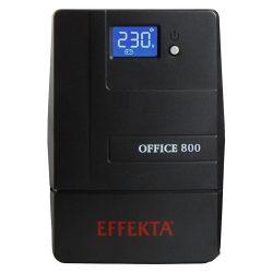 Effekta Office 800 UPS, 800VA/480 W