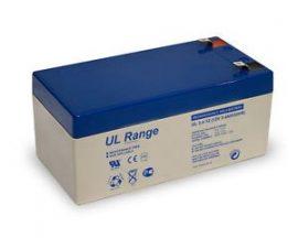 Ultracell akkumulátor 12V 3,4Ah
