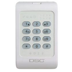 DSC PC1404RKZ kezelő