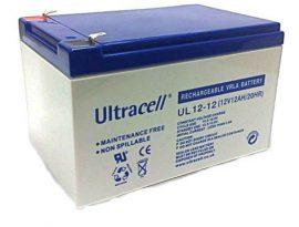 Ultracell akkumulátor 12V 12Ah