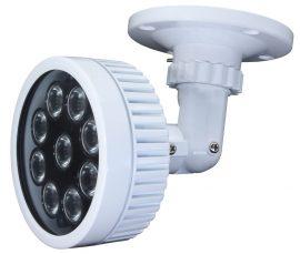 MAZi IR-100 Infrasugárzó 60m, 9db IR LED, 60° 800mA