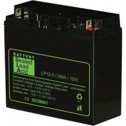 S.L.A.  akkumulátor 12V 18Ah
