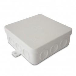 FASTBOX N7 PD100x100FEH kötődoboz 100x100x38mm, fehér