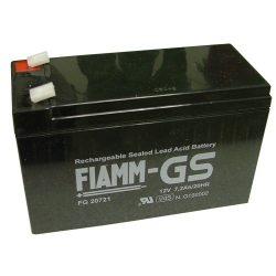 Fiamm 12V 7,2Ah akkumulátor
