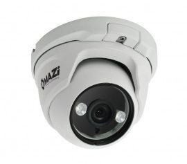 MAZi TVN-21IRL 4in1 kivitel (TVI/CVI/AHD/CVBS) jelváltási lehetőség, 2MP HD Kültéri IR dome 3,6mm 84°, Power IR Led