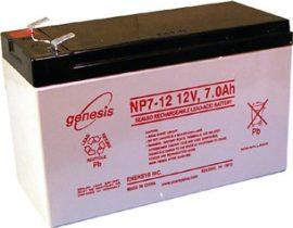 Genesis akkumulátor 12V 7Ah