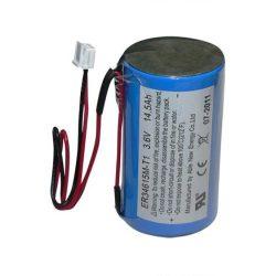 DSC WT4911BATAM Vezeték nélküli kültéri hang-fényjelző akkumulátor, 3,6V 14,5Ah
