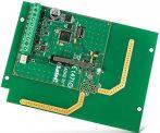 Satel ACU-120 ABAX vezeték nélküli rendszervezérlő, két antennával, INTEGRA és VERSA riasztórendszerhez