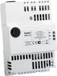 Satel APS-412 Kapcsolóüzemű tápegység SATEL dobozokba vagy DIN sínre, 12 VDC/4 A, dedikált Satel csatlakozó