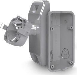 Satel BRACKET C GY Gömbcsuklós tartó OPAL és OPAL Plus kültéri érzékelőhöz, szürke