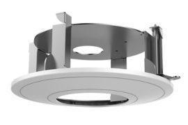 Hikvision DS-1227ZJ-DM37 Álmennyezeti süllyesztő dómkamerákhoz, 2CD27x5FWD és 2CD27x3G0 sorozathoz