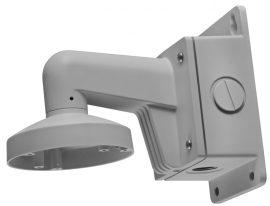 Hikvision DS-1272ZJ-110B Fali tartó dómkamerákhoz, integrált kötődobozzal