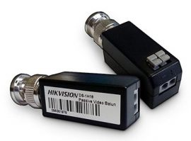 Hikvision DS-1H18 Csavart érpáras adó-vevő, THD, párban, PoC eszközökkel használható