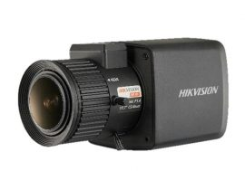 Hikvision DS-2CC12D8T-AMM 2 MP THD WDR boxkamera, OSD menüvel