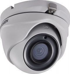 Hikvision DS-2CE56D8T-ITME (2.8mm) 2 MP THD WDR fix EXIR dómkamera, OSD menüvel, PoC