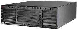Hikvision DS-96256NI-I16 256 csatornás NVR, 768/768 Mbps be-/kimeneti sávszélesség, riasztás be-/kimenet