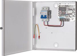 Hikvision DS-KAW50-1 Dobozolt tápegység kaputáblákhoz és lakáskészükékekhez, kimenet: 12 VDC/4.2 A