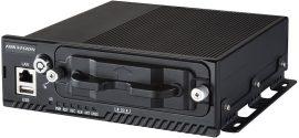 Hikvision DS-M5504HMI/GW/WI 4 csatornás mobil analóg DVR, WD1@25fps, beépített 3G modem és WiFi