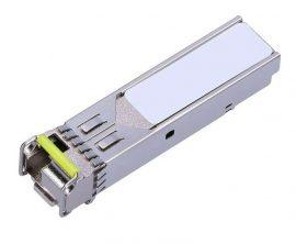 Hikvision HK-SFP-1.25G-20-1550 Monomódusú SFP, simplex LC, 1.25G, TX1550 nm/RX1310 nm