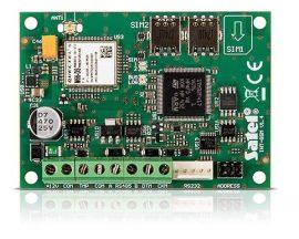 Satel INT-GSM GSM/GPRS kommunikátor, SATEL INTEGRA rendszerekhez, két NANO SIM foglalat