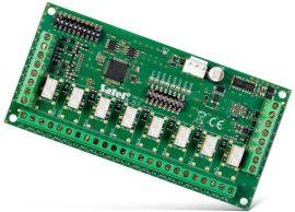 Satel INT-O Kimenetbővítő modul SATEL rendszerekhez, 8 kimenet
