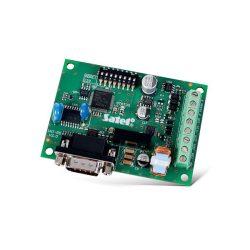 Satel INT-RS Plus RS-232 interfész INTEGRA központok rendszer-integrációjához