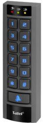 Satel INT-SCR-BL Kültéri multifunkciós kezelő kártyaolvasóval INTEGRA központokhoz, kék