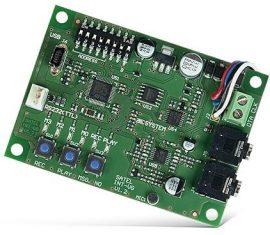 Satel INT-VG DTMF alapú programozó modul és hangszintetizátor