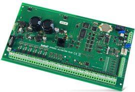 Satel INTEGRA 256 Plus 16-256 zónás riasztóközpont-alaplap, 32 partíció, 16-256 kimenet, telefonkommunikátor, 2+1.5 A táp