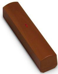 Satel MMD-302 BR Mágneses nyitásérzékelő, barna, redőny bemenettel